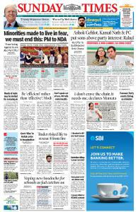 The Times of India (New Delhi edition) - May 26, 2019