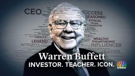 Warren Buffett: Investor. Teacher. Icon. (2018)