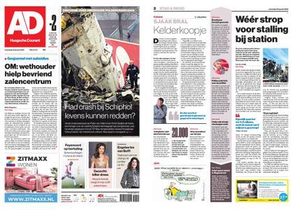 Algemeen Dagblad - Den Haag Stad – 22 januari 2020