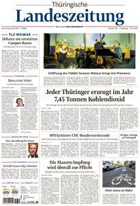 Thüringische Landeszeitung – 18. Juli 2019