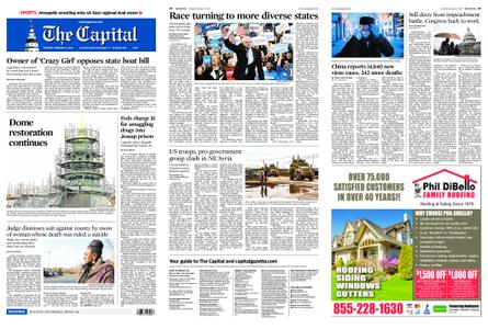 The Capital – February 13, 2020