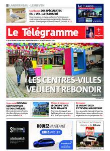 Le Télégramme Landerneau - Lesneven – 10 juillet 2021