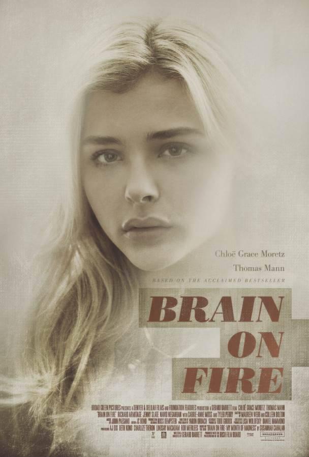 Brain On Fire (2016)