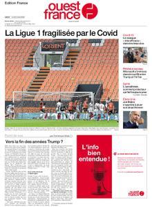 Ouest-France Édition France – 03 août 2020