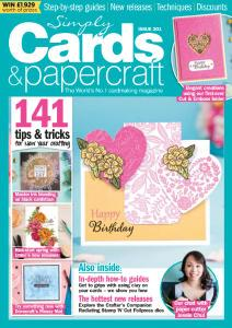 Simply Cards & Papercraft - Issue 201 - January 2020