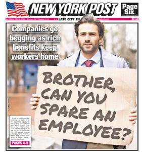 New York Post - May 8, 2021
