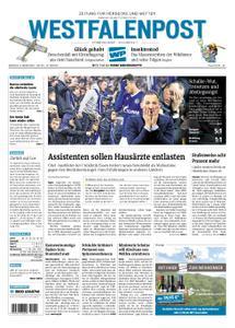 Westfalenpost Wetter - 04. März 2019
