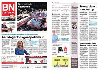 BN DeStem - Bergen op Zoom – 09 mei 2018