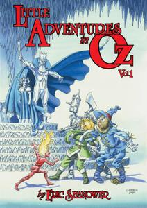 IDW-Little Adventures In Oz Vol 01 2020 Hybrid Comic eBook