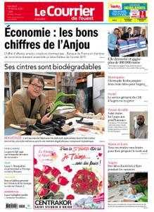 Le Courrier de l'Ouest Angers – 14 février 2020