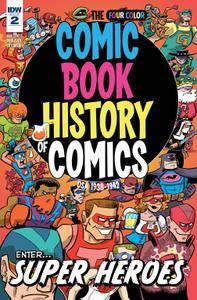 Comic Book History of Comics 002 2016 digital