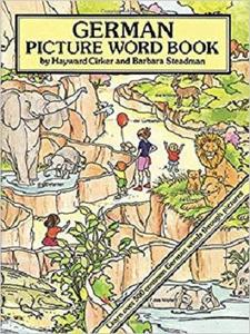 German Picture Word Book (Dover Children's Language Activity Books)
