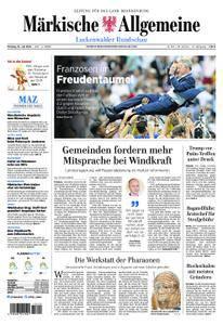 Märkische Allgemeine Luckenwalder Rundschau - 16. Juli 2018