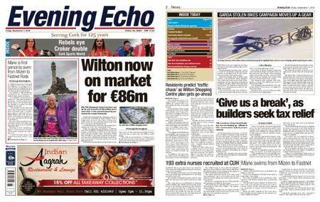 Evening Echo – September 07, 2018
