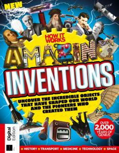 How It Works: Book of Amazing Inventions – July 2019