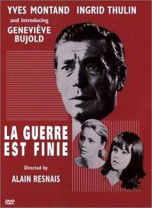 The War Is Over (1966) La guerre est finie