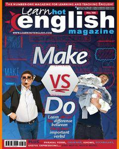 Hot English • Audio Edition • Issue 03/2016 • MAGAZINE with AUDIO