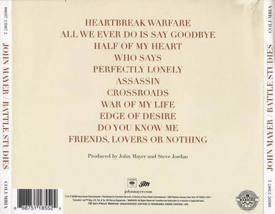John Mayer - Battle Studies (2009)