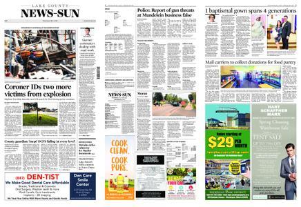 Lake County News-Sun – May 08, 2019
