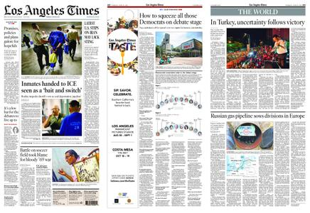 Los Angeles Times – June 25, 2019
