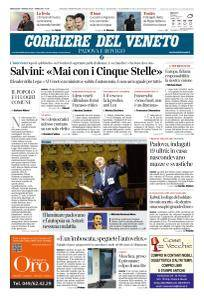 Corriere del Veneto Padova e Rovigo - 7 Marzo 2018