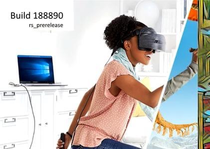 Windows 10 Insider Preview (20H1) Build 18890.1000 Development Tools