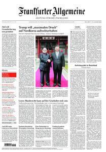 Frankfurter Allgemeine Zeitung F.A.Z. - 29. März 2018