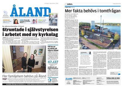 Ålandstidningen – 08 december 2018