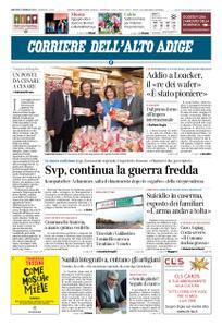 Corriere dell'Alto Adige – 22 gennaio 2019