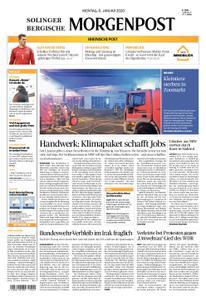 Solinger Morgenpost – 06. Januar 2020