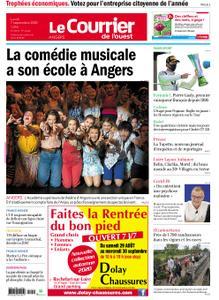 Le Courrier de l'Ouest Angers – 07 septembre 2020