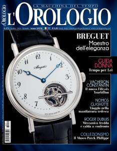 l'Orologio N.271 - Ottobre 2018