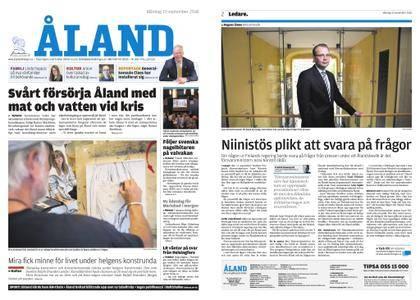 Ålandstidningen – 10 september 2018