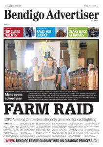 Bendigo Advertiser - February 17, 2020