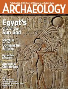 Archaeology Magazine - May/June 2014