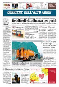 Corriere dell'Alto Adige – 07 marzo 2019