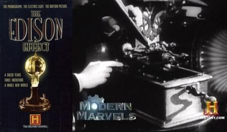 HC Modern Marvels - The Phonograph (1996)