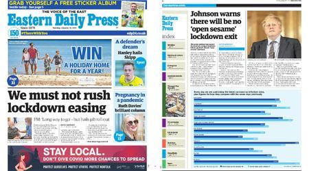 Eastern Daily Press – January 19, 2021