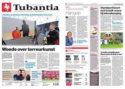 Tubantia - Enschede – 10 september 2018