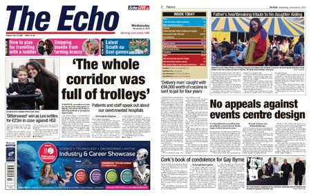 Evening Echo – November 06, 2019