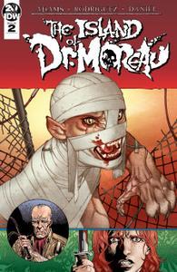 The Island of Dr Moreau 002 2019 digital Son of Ultron