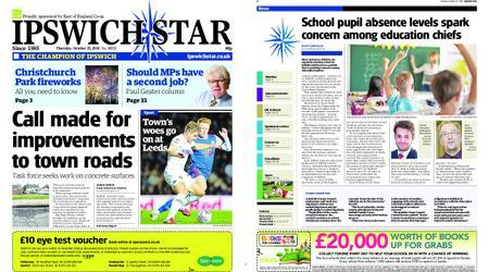 Ipswich Star – October 25, 2018