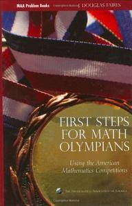 First Steps for Math Olympians: Using the American Mathematics Competitions (repost)