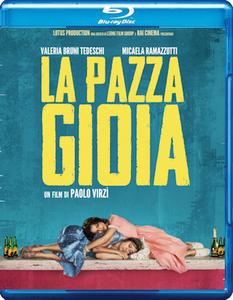 Like Crazy / La pazza gioia (2016) [Repost]