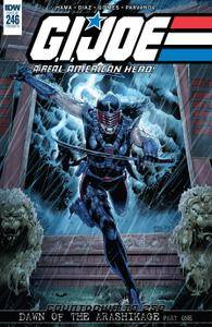 G I Joe - A Real American Hero 246 2017 Digital Thornn-Empire