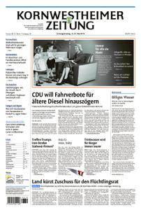 Kornwestheimer Zeitung - 12. Mai 2018