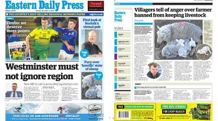 Eastern Daily Press – December 16, 2019