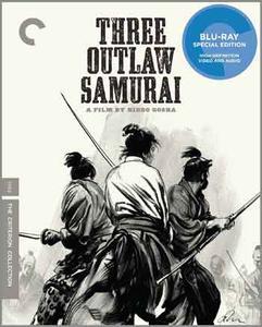 Three Outlaw Samurai (1964) [Criterion]
