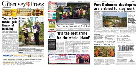 The Guernsey Press – 07 September 2019