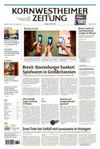 Kornwestheimer Zeitung - 08. März 2019